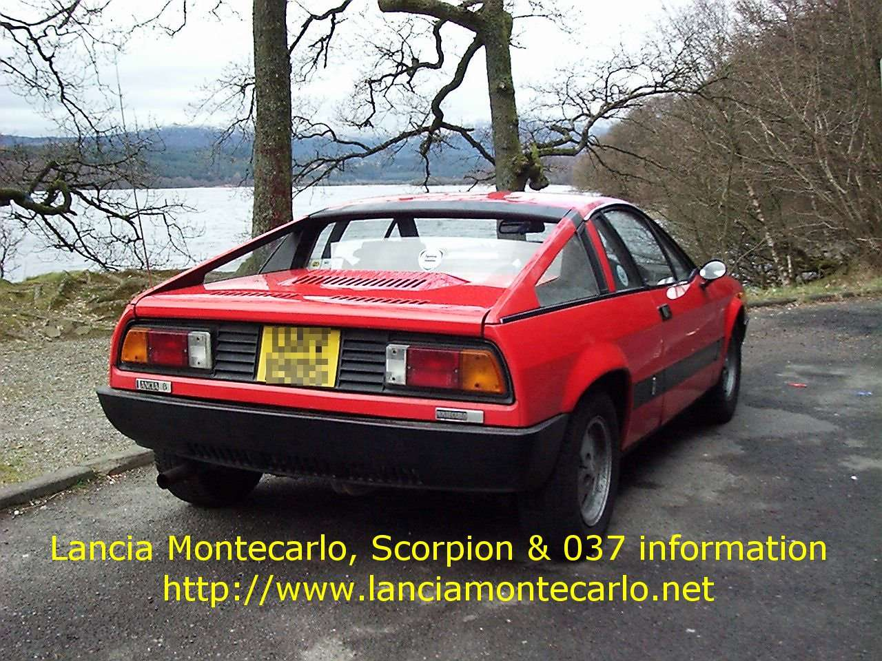 lancia montecarlo photo gallery